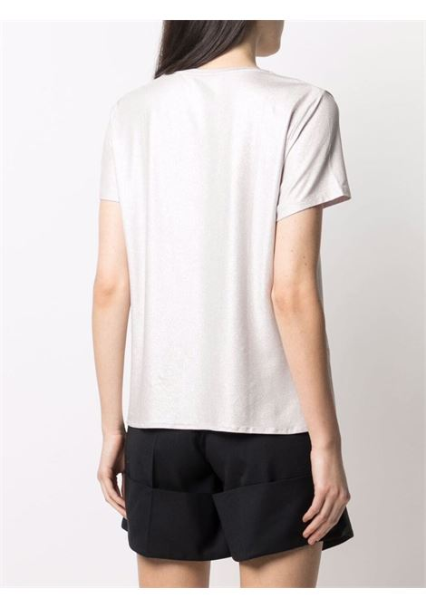 T-shirt bianca MAJESTIC | T-SHIRT | E21M014FTS391727