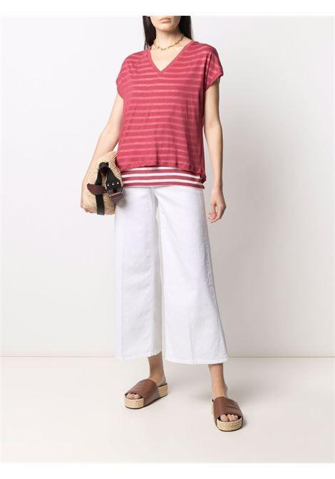 T-shirt rosa MAJESTIC | T-SHIRT | E21M144FTS590450