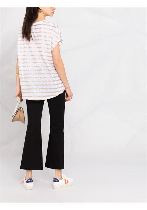 White/gold t-shirt MAJESTIC |  | E21M164FTS159750