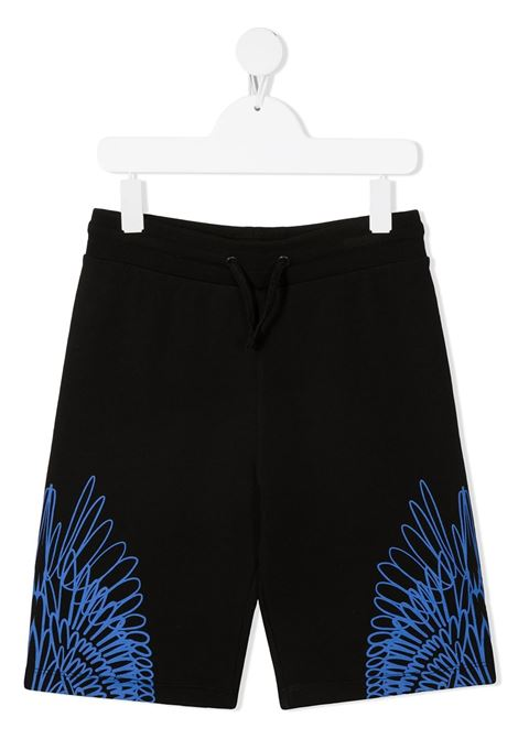 Pantaloncini neri MARCELO BURLON KIDS | SHORTS | 32000020B010