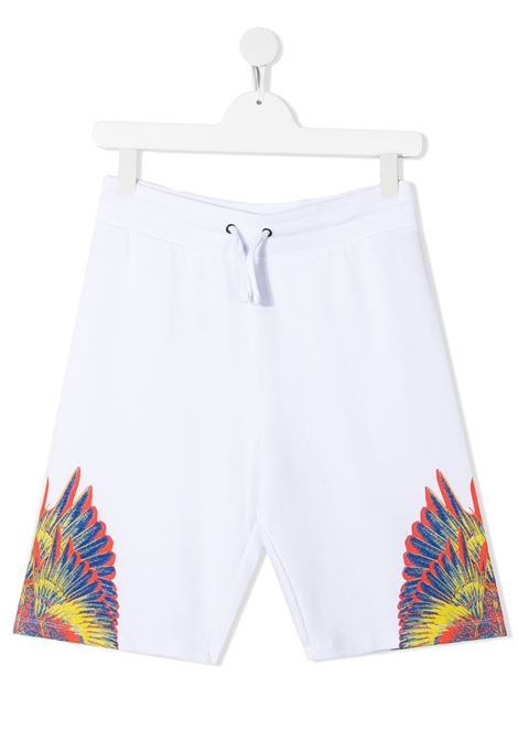 Shorts bianco MARCELO BURLON KIDS | SHORTS | 32050020TB000