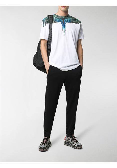 White t-shirt MARCELO BURLON   CMAA018R21JER0010169