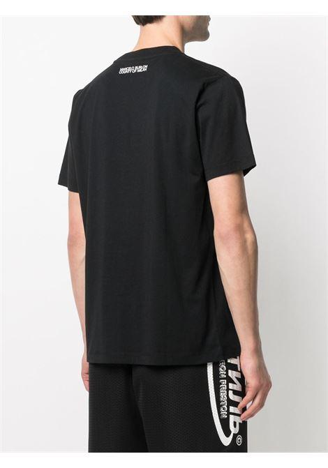 Black t-shirt  MARCELO BURLON |  | CMAA018R21JER0051001
