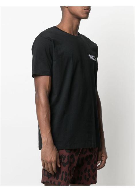 Black t-shirt MARCELO BURLON | T-SHIRT | CMAA075S21JER0021061