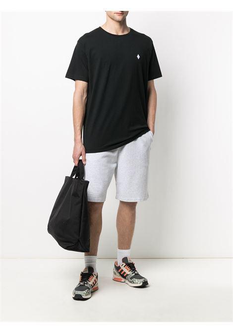 Grey shorts MARCELO BURLON |  | CMCI010R21FLE0010810