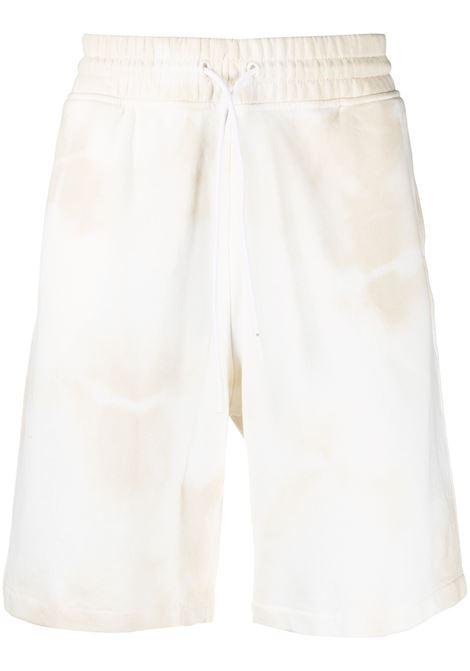 Shorts beige MARCELO BURLON | SHORTS | CMCI010R21FLE0030161
