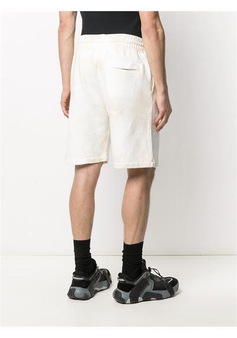 Beige shorts MARCELO BURLON |  | CMCI010R21FLE0030161