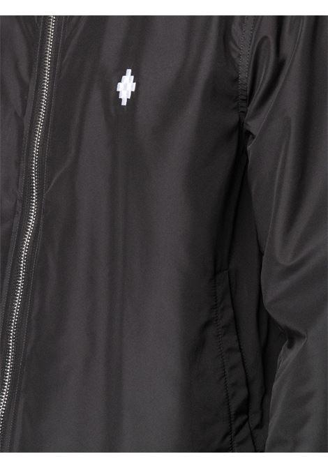 Black bomber MARCELO BURLON |  | CMEH025R21FAB0011001
