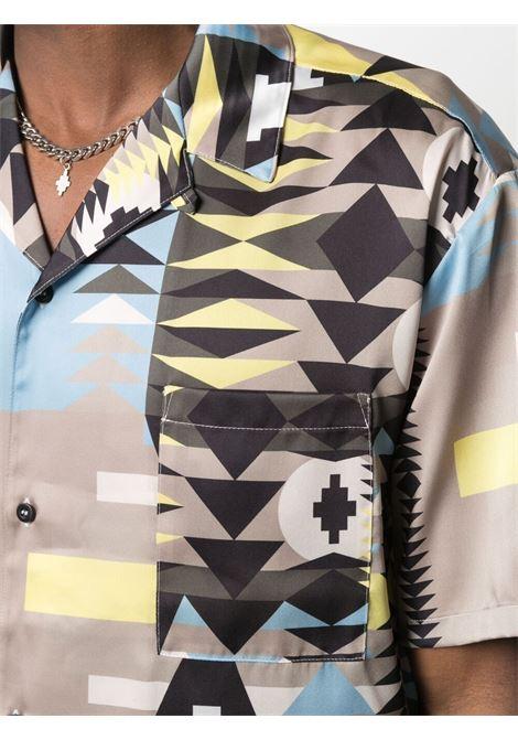 Multicolour dress MARCELO BURLON | SHIRTS | CMGA069S21FAB0026140