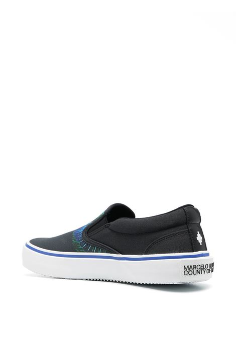 Black sneakers MARCELO BURLON |  | CMIA079R21FAB0011069