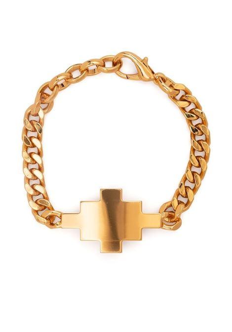 Bracciale oro MARCELO BURLON | BRACCIALI | CMOA012S21MET0017600