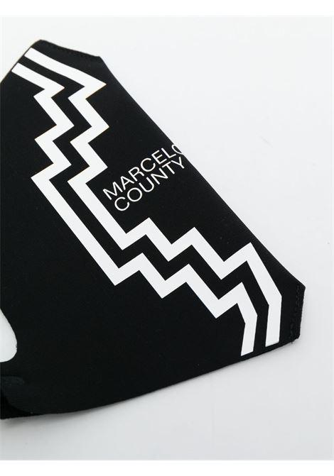 Face mask MARCELO BURLON | FACE MASK | CMRG007S21FAB0011001