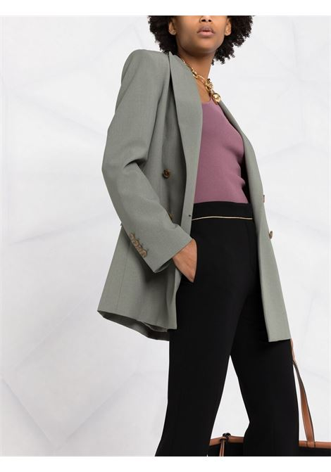 Pantalone nero MAX MARA PIANOFORTE | PANTALONI | 11310117600458003