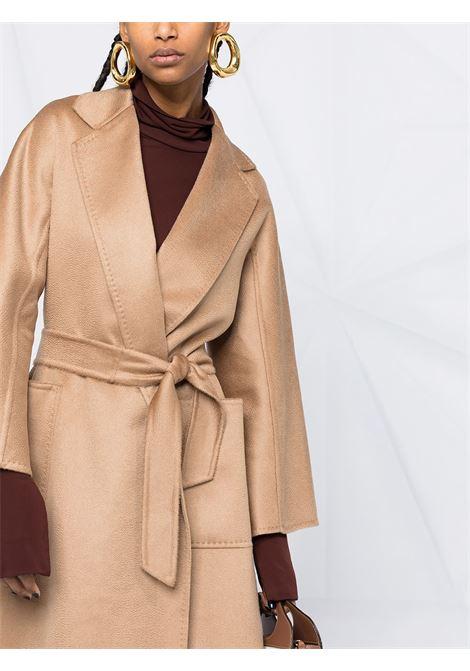 Brown coat MAX MARA | COAT | 10110811600883020