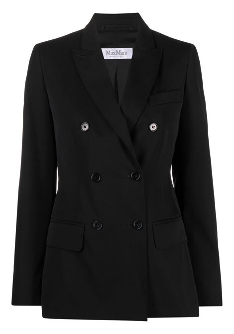 Black jacket MAX MARA | JACKETS | 10410611600715006