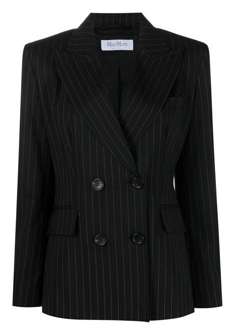 Black jacket MAX MARA   JACKETS   10410718600703002