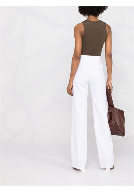 White trousers MAX MARA | TROUSERS | 11310212600352005