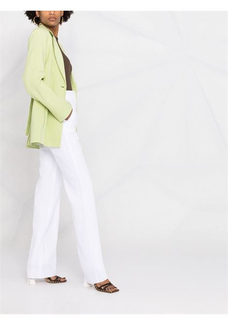 Pantalone bianco MAX MARA | PANTALONI | 11310212600352005