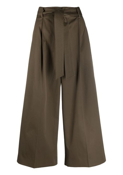 Brown trousers MAX MARA | TROUSERS | 11310712600296003