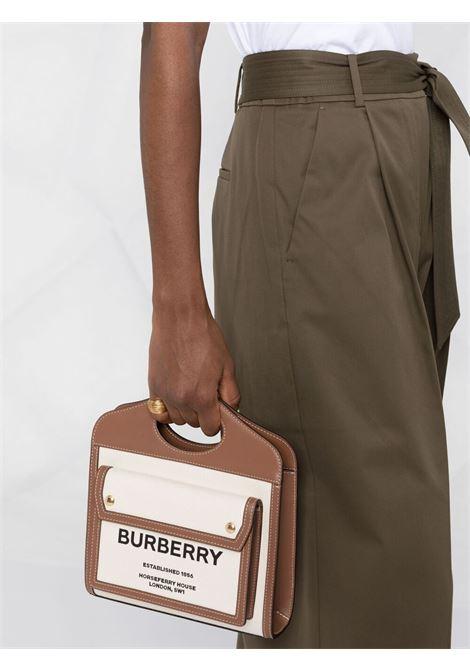 Pantalone marrone MAX MARA | PANTALONI | 11310712600296003