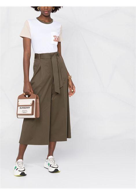Brown trousers MAX MARA | TROUSERS | 11310712600296003