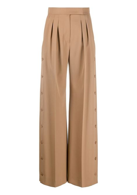 Brown trousers MAX MARA | TROUSERS | 11311311600715007