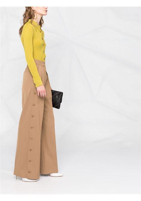 Brown trousers MAX MARA   TROUSERS   11311311600715007