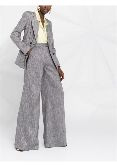 Grey trousers MAX MARA | TROUSERS | 11312418600717001