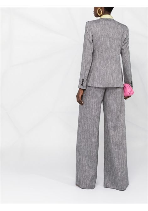 Grey trousers MAX MARA   TROUSERS   11312418600717001