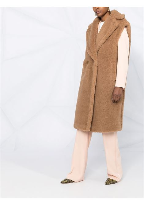 Gilet marrone MAX MARA | GILET | 12710211600739001