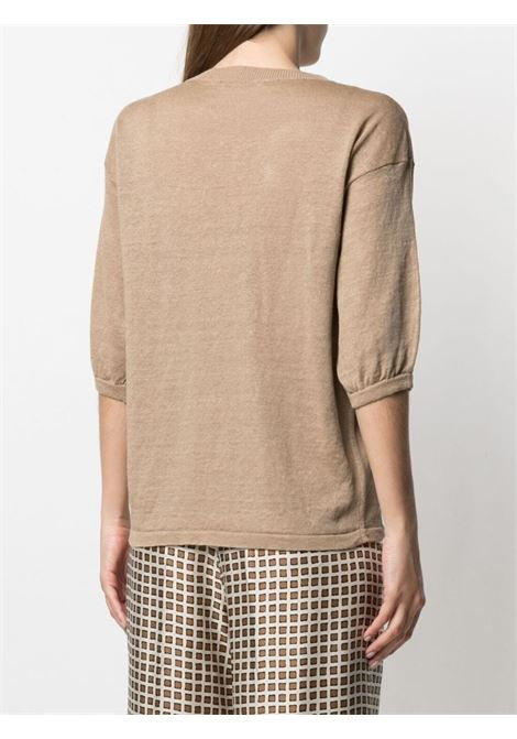 Brown jumper MAX MARA | JERSEYS | 13610212600080004