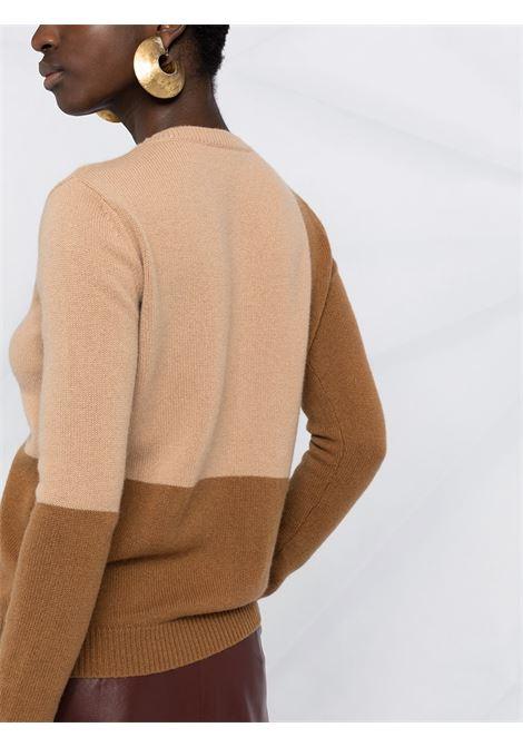Pullover marrone MAX MARA | MAGLIONE | 13610311600004014