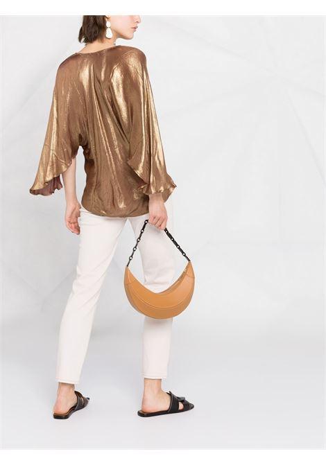 Bronza blouse MES DEMOISELLES |  | 21SMMDKW00009BRONZE