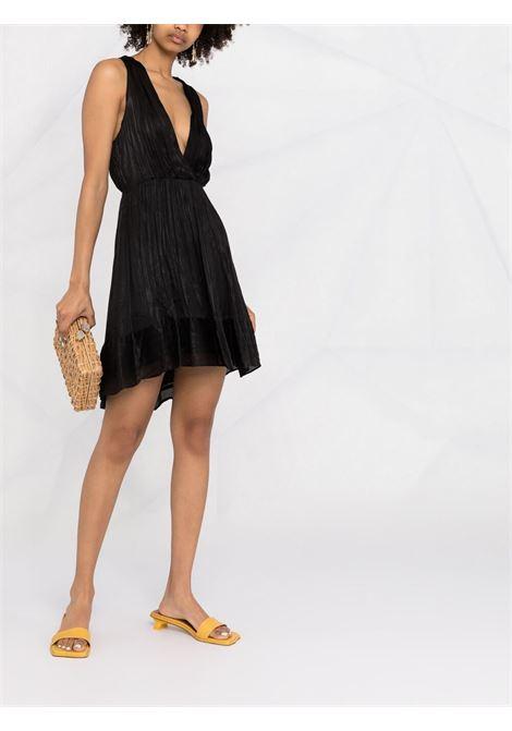 Black dress MES DEMOISELLES | DRESS | 21SMMDKW00013BLACK