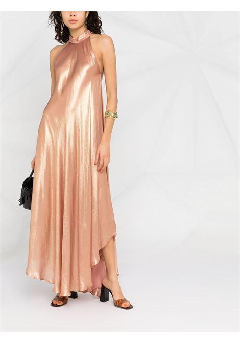 Brown dress MES DEMOISELLES | DRESS | 21SMMDKW00015NUDE