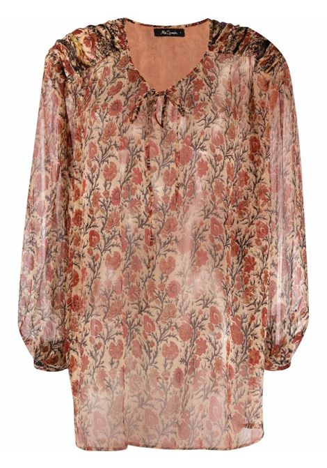 Red blouse MES DEMOISELLES | BLOUSE | 21SMMDKW00041REDCOMB