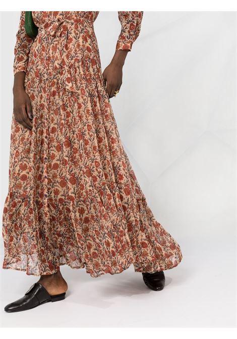 Red dress MES DEMOISELLES | DRESS | 21SMMDKW00043REDCOMBO