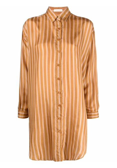 Camicia ocra MES DEMOISELLES | CAMICIE | 21SMMDKW00106OCREMED
