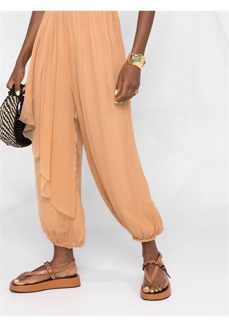Orange jumpsuit MES DEMOISELLES | JUMPSUITS | 21SMMDPW00023HONEY