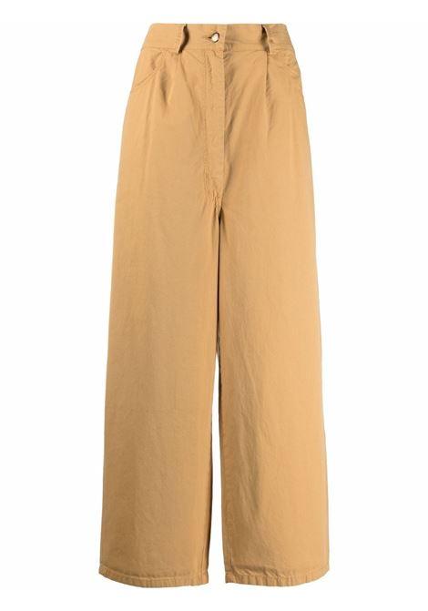 Pantalone giallo MES DEMOISELLES | PANTALONI | 21SMMDPW00027CAMEL