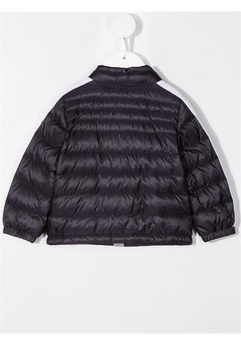 Blue jacket MONCLER ENFANT | JACKETS | 1A5512053334742