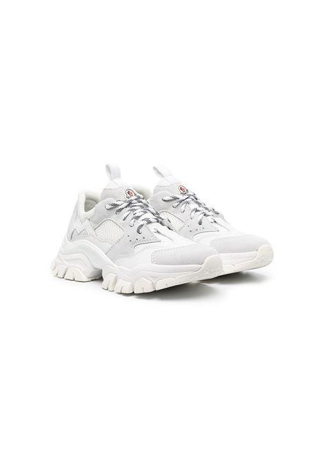 Sneakers bianca MONCLER ENFANT | SNEAKERS | 4M7070002SU1001