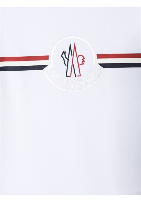 White t-shirt MONCLER ENFANT | T-SHIRT | 8C717008392E002