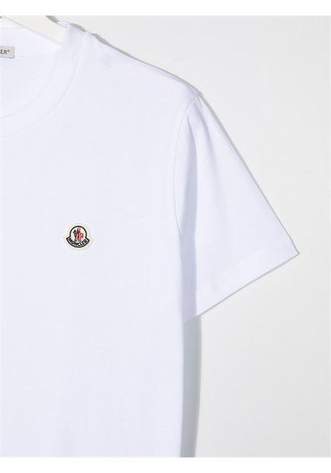T-shirt MONCLER ENFANT | T-SHIRT | 8C74600T83907001
