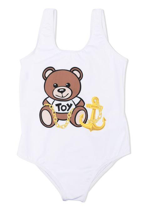 Costume intero MOSCHINO KIDS | BEACHWEAR | HBL00BLKA0010101