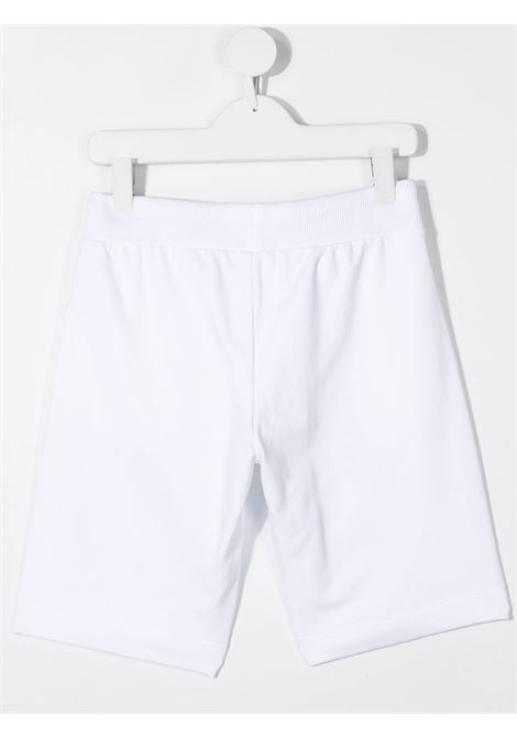 Shorts bianco MOSCHINO KIDS | SHORTS | HMQ007LDA2710101