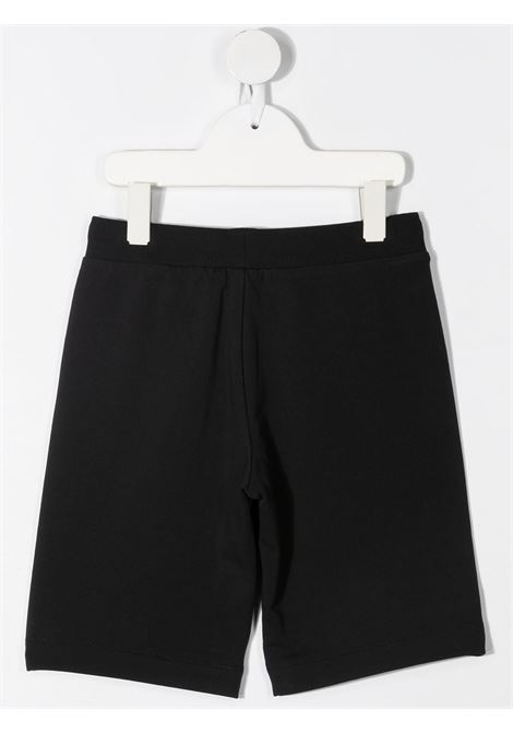 Shorts nero MOSCHINO KIDS | SHORTS | HMQ007LDA2760100