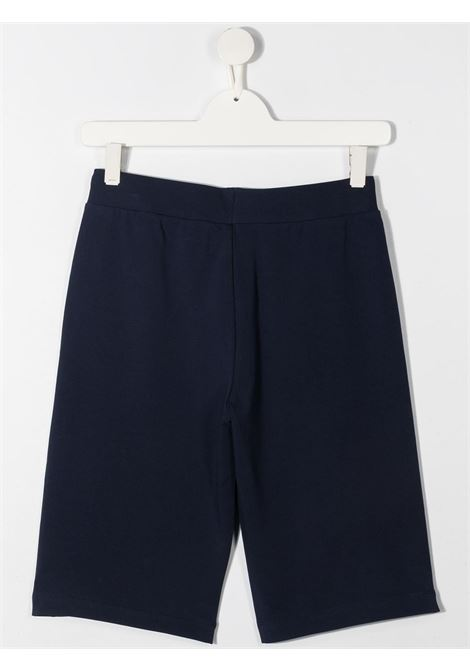 Shorts nero MOSCHINO KIDS | SHORTS | HMQ007TLDA2760100