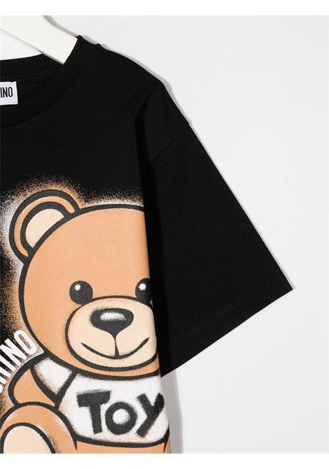 T-shirt MOSCHINO KIDS | T-SHIRT | HQM02XLBA1860100