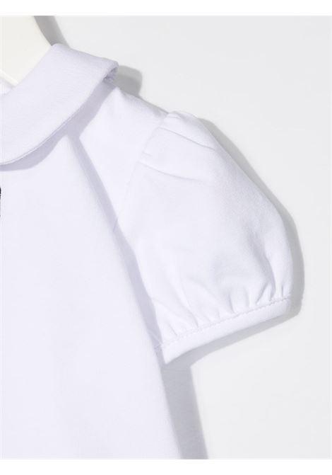 Completo blu/bianco MOSCHINO KIDS | COMPLETI | MDG008LDE0840196